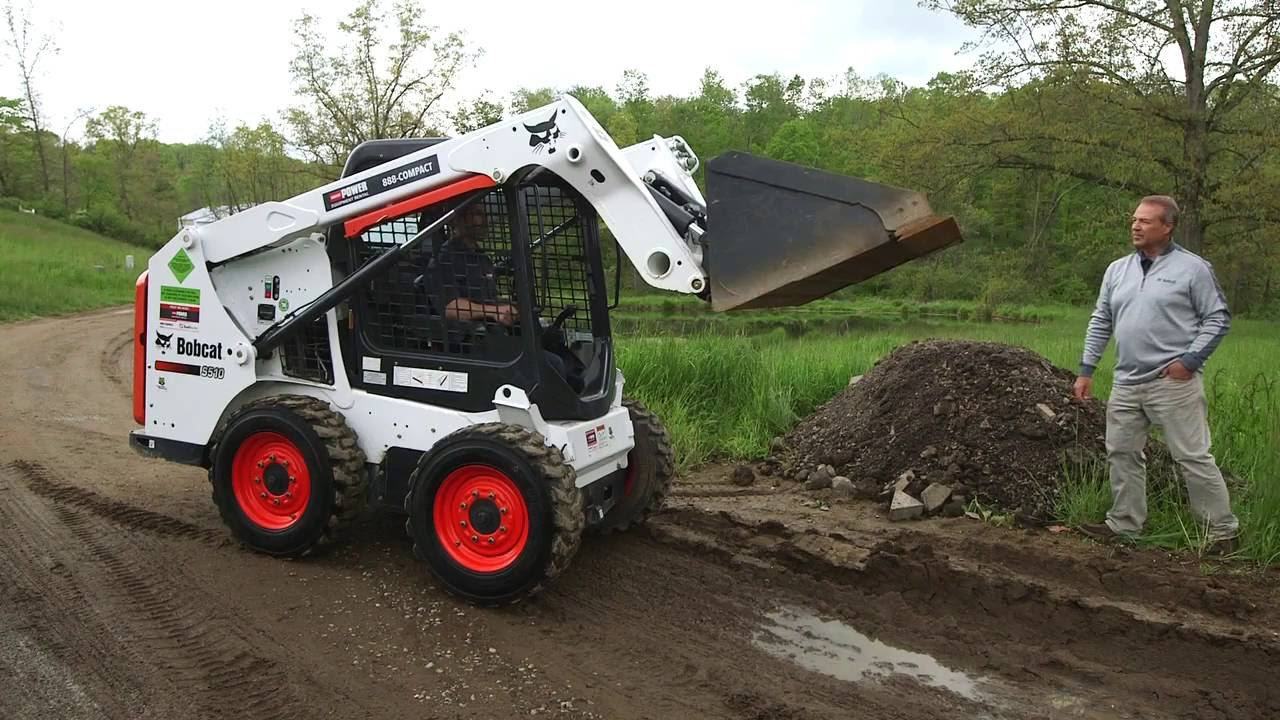 How much does it cost to hire a bobcat and operator